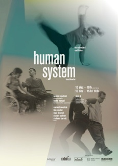 Plakat - human system