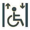 Icon Aufzug