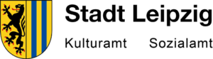 Logo Stadt Leipzig Kulturamt Sozialamt.