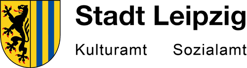 Logo Stadt Leipzig Kulturamt Sozialamt