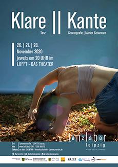 Plakat von Klare || Kante.